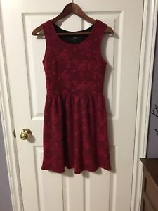 The Perfect Little Red Dress