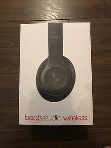 Beats Studio wireless 2017
