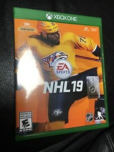 NHL 19 Mint Condition