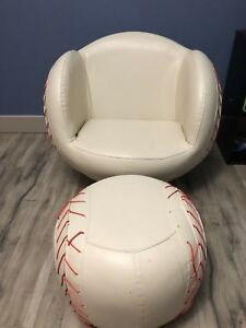 Kids Baseball Chair