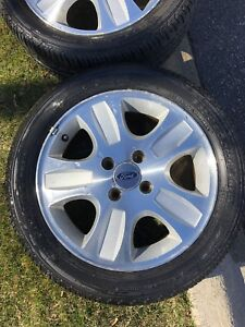 2005 Ford Focus 16 inch ST Wheels