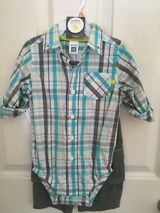 12 months carter's outfit