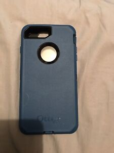 Otter Box Defender case for iPhone plus