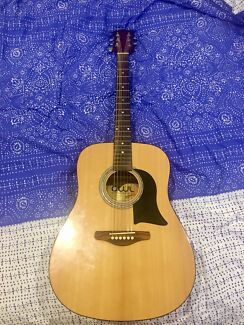 GUITAR- GEORGE WASHBURN LIMITED
