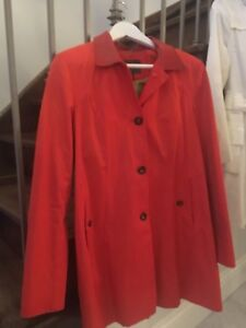 Cole Haan short trench, retailed $300