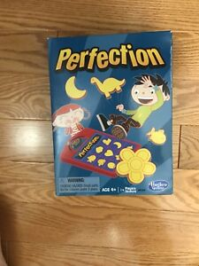 Perfection game board