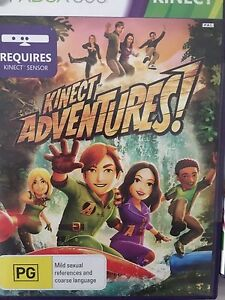 Xbox 360 Kinect games Merewether Newcastle Area Preview