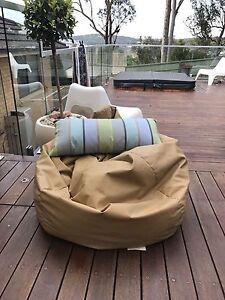 Outdoor beanbag Warners Bay Lake Macquarie Area Preview
