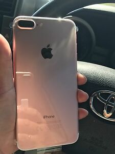 iPhone 7Plus 128gb Rose Gold Salt Ash Port Stephens Area Preview