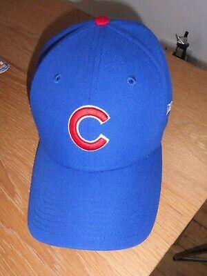 *NEW* Chicago Cubs blue baseball cap hat, genuine US merchandise