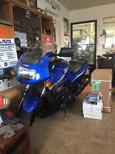 2005 Kawasaki ninja 500 in prestine condition
