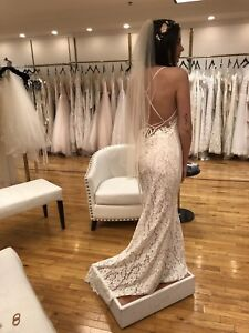 Willowby wedding gown size 4