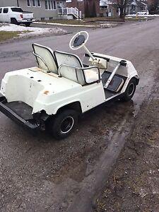 Yamaha g1 gas golf cart