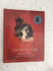 LIGHTHOUSE GIRL High School English Book - Yr7 Mosman Park Cottesloe Area Preview