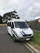 Mercedes Benz Motorhome Elliminyt Colac-Otway Area Preview