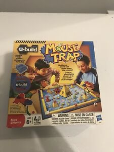 Mouse trap board game!
