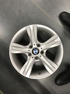 4 mags bmw 17 pouce oem
