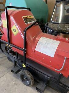 Blaze 400 D/G Turbo construction heater