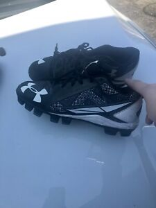UA Youth Baseball Cleats Size 7