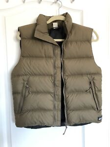Down filled MEC Women's size Small winter vest