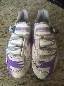 Diadora Carbon Road shoes size 41