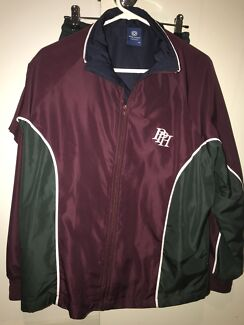School uniform jacket pacific pines state high