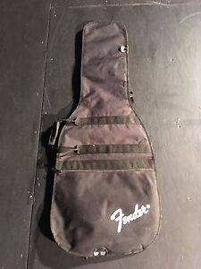 Fender Guitar Gig Bag Case
