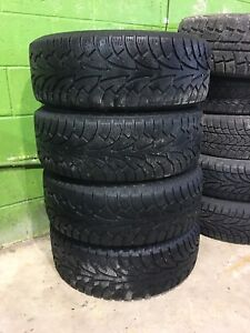 4-215/60/16 Hankook Winter I Pike Snow Tires!!!!