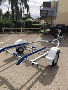 URGENT: BRAND NEW BOAT TRAILER FOR SALE - SUITS 3.5-4M BOAT Coopers Plains Brisbane South West Preview