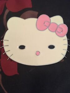 Hello Kitty belt buckle :)