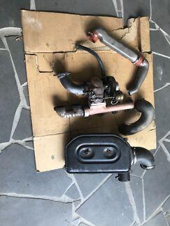 Nissan Patrol td42 turbo kit