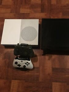 Xbox one setup (great condition)