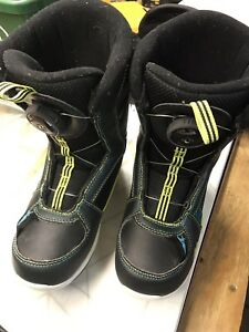 K2 Mini Turbo Kids Youth Snowboard Boots - Size 13