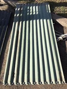 Recycled green colorbond corrugated roof iron 1.8 m Victoria Dromana Mornington Peninsula Preview