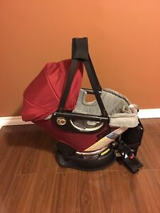 ORBIT G2 INFANT CAR SEAT/BASE(retail 600) FIRM $ /OFFERS IGNORED
