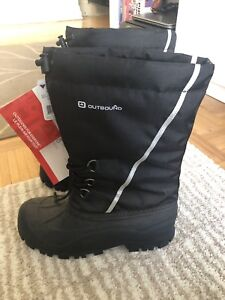 OUTBOUND Men's Winter Boots, size 10.