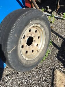 8 bolt rims and tires 4ps