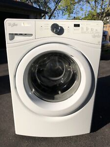 Whirlpool Washer and Dryer-  Front loaders