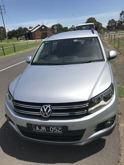 2013 Volkswagen tiguan turbo diesel Meadow Heights Hume Area Preview
