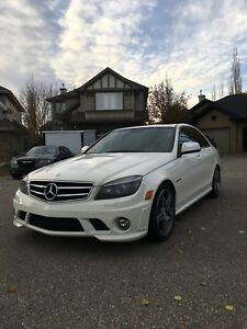 2009 Mercedes C63-AMG For Sale