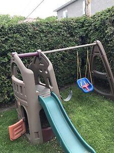 Step 2 - Balançoires pour enfants / children swing set