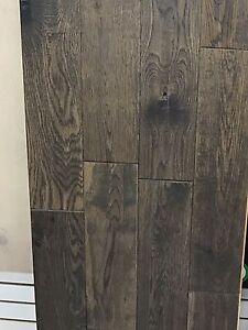 Solid Oak Hardwood Flooring - New