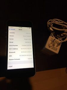 iPhone 5s Rogers 16gb