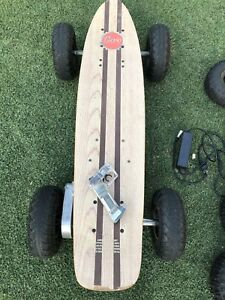 Revo electric skateboard big daddy off-road