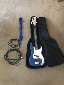 Base Guitar set up