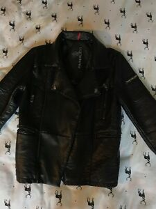 PARASUCO leather jacket -M . new without tags