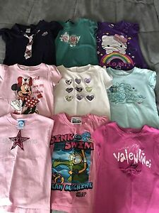Girls Summer Clothes - size 6