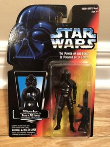 Star Wars POTF TIE Fighter Pilot