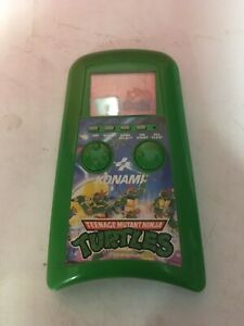 1989 Konami tmnt handheld game