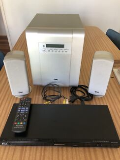 Sound system and DVD player